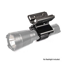 X-Shape Strong Magnetic Flashlight Mount Laser Bracket Light Clip Fit for25-26mm