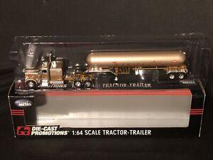 2011 Farmers Oil Peterbilt DCP Die cast Promotions tanker 1/64