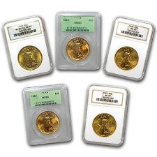 $20 Saint-Gaudens Gold Double Eagle MS-60 PCGS/NGC - SKU #68715