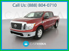 2017 Nissan Titan SV Pickup 4D 5 1/2 ft Hill Start Assist Towing Pkg Traction Control AM/FM Stereo CD/MP3 (Single Disc)
