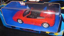 UT 1.18 FERRARI F355 SPIDER 1994  RED   AWESOME RARE MODEL CAR CAR