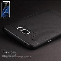Slim Hybrid Soft Rubber Bumper TPU Ultra Thin Case Cover Samsung Galaxy S8+ Plus