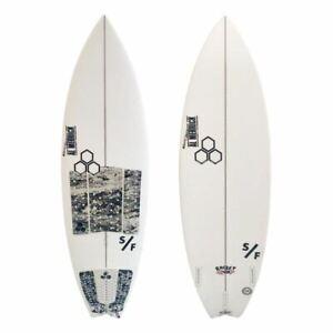 """5'7'' Channel Island All Merrick """"Rocket Wide"""" Used Surfboard"""