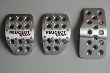 208 Peugeot sport  alu pedal set