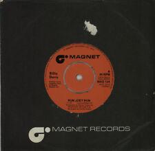 "Billie Davis Run Joey Run 4pr UK 7"" vinyl single record MAG124 MAGNET 1978"