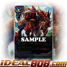 Buddyfight x 4 Black Crystal Dragon, Shao Xin [X-BT01/0077EN U] English Mint Fut