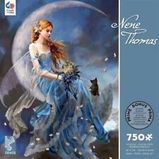 CEACO JIGSAW PUZZLE WINDMOON NENE THOMAS GOTHIC ROMANCE 750 PCS #2993-19