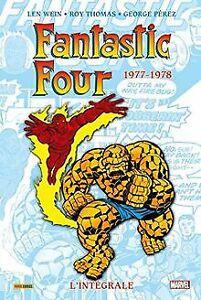 Fantastic Four : L'intégrale 1977-1978 | Livre | état très bon