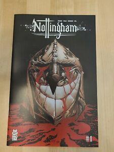 Nottingham #1 1st Print Mad Cave Comics NM