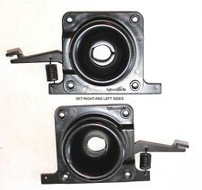 VOLVO VNL, VN SET RIGHT & LEFT SIDE HOOD LOWER LATCH RELEASE RIGHT AND LEFT SIDE