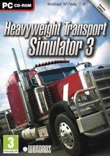 Heavyweight Transport Simulator 3 - PC - New & Sealed