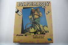 PC IBM 5 1/4 5,25 DRO SOFT PAPERBOY PAPER BOY 2 PRECINTADO VERSION ESPAÑOLA