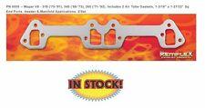 Remflex Exhaust Gasket Set for Mopar 318 340 360 Header & Manifold 6009