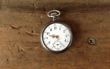 Small Antique Ladies Pocket Watch - Concord Watch Co 15 Jewels Swiss
