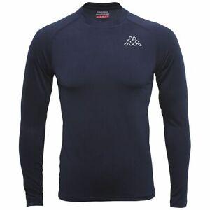 Kappa Skin T-Shirts & Top Uomo KAPPA4SKIN KOMBAT VURBAT Funzionale T-Shirt