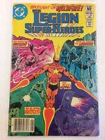 The Legion of Super Heroes #283 Comic Book DC 1982