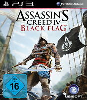 Assassin's Creed IV: Black Flag (Sony PlayStation 3, 2014, DVD-Box)