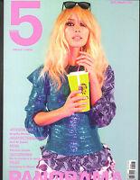 PATRICIA CONDE Spanish 5 Cincomagazine Magazine 2010 2/10 #8 BRIGITTE BARDOT