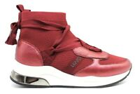 Liu Jo KARLIE TX066 469703 Rosso Polacchine a Calza Donna Calzature Casual