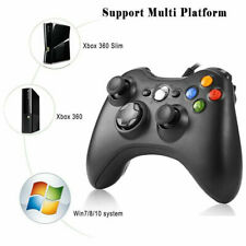Long Wired USB Game Pad Controller For Microsoft Xbox 360 Console PC Windows MAC