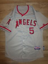 Albert Pujols #5 LA Los Angeles Angels majestic MLB Jersey Youth L 14-16 large