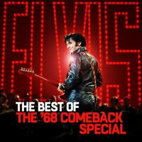 ELVIS PRESLEY - BEST OF THE '68 COMEBACK SPECIAL CD w/BONUS Trax ~ 68 *NEW*