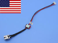 DC POWER JACK CABLE Harness for TOSHIBA SATELLITE  C75D-B7230 C75D-B7260