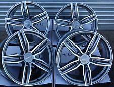 """19"""" GM VENOM ALLOY WHEELS FITS BMW 5 SERIES F07 F10 F11 GRAN TURISMO X1 X3 X4"""