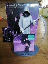♫ CHILDREN OF BODOM ♫ Hexed COB SIGNED Box Set Deluxe with figure bust REAPER