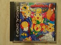 Magical Drop II  2 (NeoGeo CD) Neo Geo