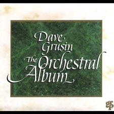 Dave Grusin Orchestral album (1994, UK) [CD]