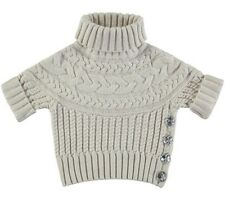 Angel's face moonbeam chunky knit jumper 2-3yrs