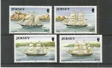 Jersey 1992 construcción naval SG, 579-582 Um/M N/H Lote R766
