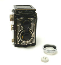 Rolleicord INickel Plated Art Deco Rollei TLR camera - Used  Condition