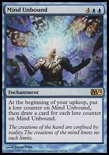 1x Mind Unbound M12 MtG Magic Blue Rare 1 x1 Card Cards