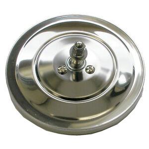 Round Chrome Mirror Head 47-70 GM Pick-Up 4140-410-473