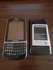 Samsung SPH-M580 - Onyx Black (BOOST) Smartphone