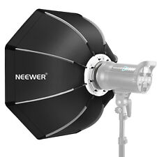 "Neewer 26"" Octagonal Softbox with Bowens Mount Speedring and Carrying Case"