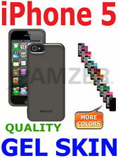 Amzer Silicone/Gel/Rubber Cases & Covers for Apple