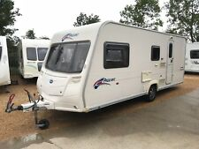 Bailey Pageant Champagne 4 Berth Single Axle Touring Caravan + Motor mover