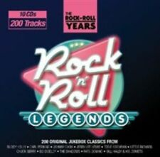 Rock 'n' Roll Box Set Music CDs and DVDs