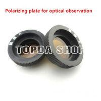 Optical observation polarizer FU-PZP-Y24 Polarizer+analyzer Outer diameter: 42mm