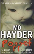 Poppet: Jack Caffery 6 By Mo Hayder - New Paperback Book