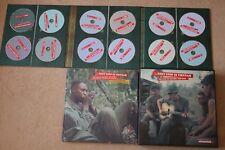 Next Stop Is Vietnam - The War On Record, 1961-2008 (14CD, hardback book)