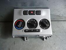 commande de chauffage Opel Zafira A 12127961 2.0DTI 74kW Y20DTH 51679