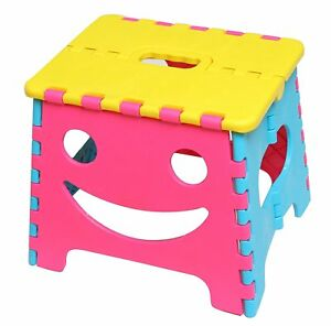 Funny Face Step Stool Ship from Japan