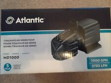 Atlantic MD1000 TidalWave Mag Drive Pond Pump, 1080 GPH - NEW