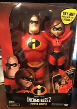 The Incredibles 2 Power Couple Jakks Pacific Disney Pixar