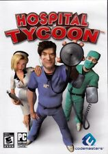 Hospital Tycoon (PC Sim Game) Stop a medical drama from becoming a crisis