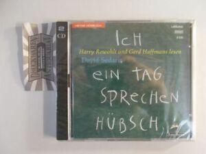 Ich ein Tag sprechen hübsch [2 Audio CDs]. David Sedaris, Harry Rowohlt (Spreche